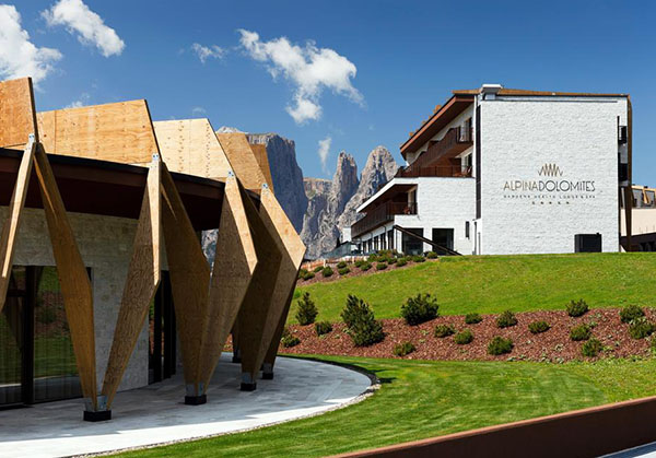 Alpina Dolomites Lodge 5*