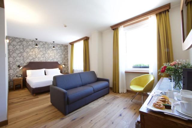 Hotel Duca D Aosta Aosta Ao